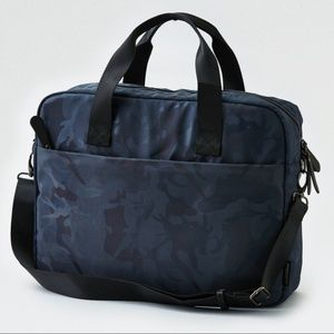 American Eagle Outfitters Grey Camo Messenger Bag